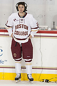 Matthew Gaudreau (BC - 21) - The Boston College Eagles defeated the visiting Providence College Friars 3-1 on Friday, October 28, 2016, at Kelley Rink in Conte Forum in Chestnut Hill, Massachusetts.The Boston College Eagles defeated the visiting Providence College Friars 3-1 on Friday, October 28, 2016, at Kelley Rink in Conte Forum in Chestnut Hill, Massachusetts.