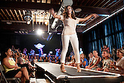 Fashion show at Motorco in Durham on Thursday July 19th 2012