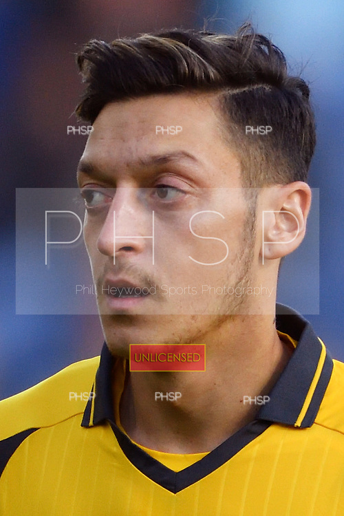02/10/2016 Premier League Burnley v Arsenal<br /> <br /> Mesut Ozil, Arsenal FC