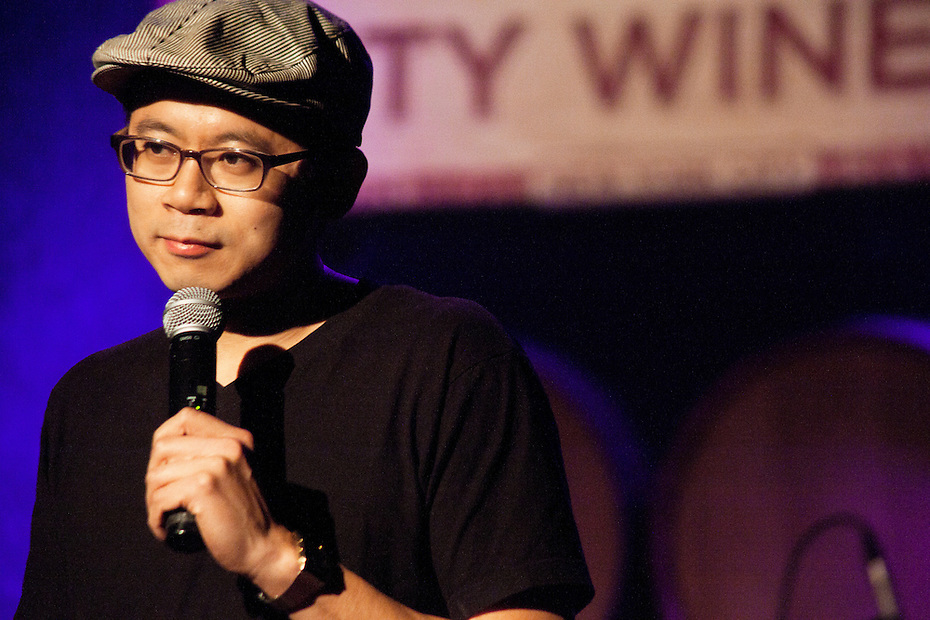 Sheng Wang - Uncorked Comedy at City Winery - March 22, 2012