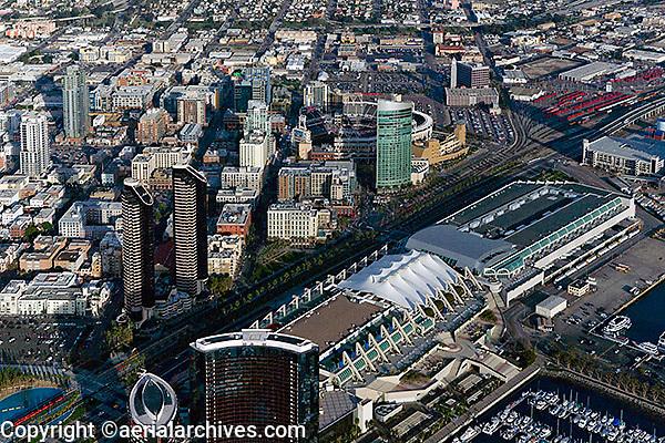 aerial photograph San Diego, California