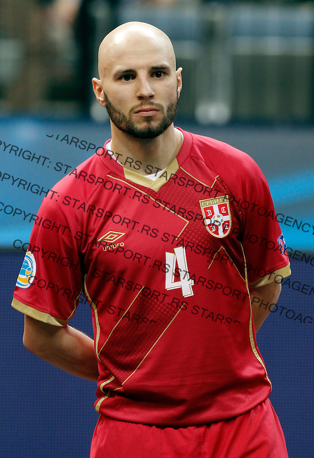 Stefan Rakic UEFA Euro 2016 Futsal Evropsko Prvenstvo, Srbija - Slovenija 2.2.1016. Februar 2. 2016. (credit image & photo: Pedja Milosavljevic / STARSPORT)