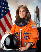 Houston, TX - March 7, 2005 -- Astronaut Lisa M. Nowak, mission specialist.  Nowak is assigned to the crew of STS-121, a mission that will deliver supplies and equipment to the International Space Station as well as test new flight procedures to increase shuttle safety. The mission is targeted for launch no earlier than July 2006..Credit: NASA via CNP