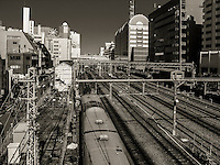 To Kamata Station in Ota, Japan 2014.