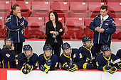 Shannon Bowman (Windsor - Assistant Coach) played for Dartmouth 2005-09. - The Boston University Terriers defeated the visiting University of Windsor Lancers 4-1 in a Saturday afternoon, September 25, 2010, exhibition game at Walter Brown Arena in Boston, MA.