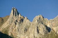 Mount Snowden of the Brooks range, Arctic, Alaska