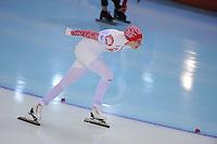 OLYMPICS: SOCHI: Adler Arena, 19-02-2014, Ladies' 5000m, Anna Chernova (RUS), ©photo Martin de Jong