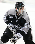 Daniel New (Providence - 55) - The Northeastern University Huskies defeated the visiting Providence College Friars 5-0 on Saturday, November 20, 2010, at Matthews Arena in Boston, Massachusetts.