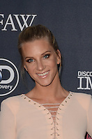 LOS ANGELES, CA - SEPTEMBER 15: Actress Heather Morris attends the screening of Discovery Impact's 'Huntwatch' at NeueHouse Hollywood on September 15, 2016 in Los Angeles, California. Credit: David Edwards/MediaPunch