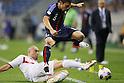 Yuto Nagatomo (JPN), June 8, 2012 - Football / Soccer : FIFA World Cup Brazil 2014 Asian Qualifier Final Round, Group B match between Japan 6-0 Jordan at Saitama Stadium 2002, Saitama, Japan. (Photo by Yusuke Nakanishi/AFLO SPORT) [1090]