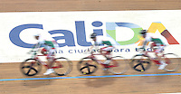 III Copa Mundo UCI de Pista de Cali / III Cali Track World Cup 2014-2015 UCI 01-2015