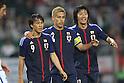 (L to R) .Shinji Okazaki (JPN), .Keisuke Honda (JPN), .Hideto Takahashi (JPN), .MAY 23, 2012 - Football /Soccer : .Kirin Challenge Cup 2012 .between Japan 2-0 Azerbaijan .at Shizuoka Stadium Ecopa, Shizuoka, Japan. .(Photo by YUTAKA/AFLO SPORT) [1040]