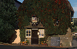 The Village Pub. Royal Oak, Cerne Abbas, Dorset. England
