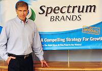 Dave Lumley, CEO of Spectrum Brands