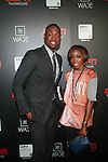 Dwayne Wade and Singer Estelle Attend NBA Champ Dwyane WadeCelebrates Book Launch with ESPN The Magazine: A Father First: How My Life Became Bigger Than Basketball at Jazz at Lincoln Center, NY D. Salters/WENN 9/4/12