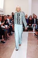 OCT 04 EMANUEL UNGARO at Paris Fashion Week