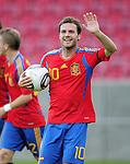 Fussball U 21 EURO 2011: Ukraine - Spanien