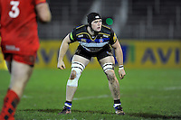 James Catlin of Bath United looks on. Aviva A-League match, between Bath United and Bristol United on December 28, 2015 at the Recreation Ground in Bath, England. Photo by: Patrick Khachfe / Onside Images