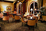 USA, Florida, Orlando. The Concierge Lounge at Rosen Shingle Creek Resort.