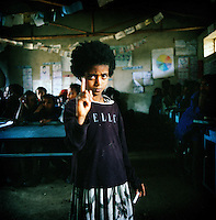 Chimbiri school, Ethiopia by Chris de Bode*