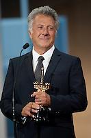 Dustin Hoffman, special award of San Seabastian Film Festival