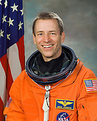 Houston, TX - (FILE) -- Official portrait of Astronaut Gregory C. Johnson, pilot, STS-125, taken on January 19, 2006.  Johnson is scheduled to launch Monday, May 11, 2009 at 2:01 p.m. EDT aboard the Space Shuttle Atlantis for a mission to service the Hubble Space Telescope..Credit: NASA via CNP