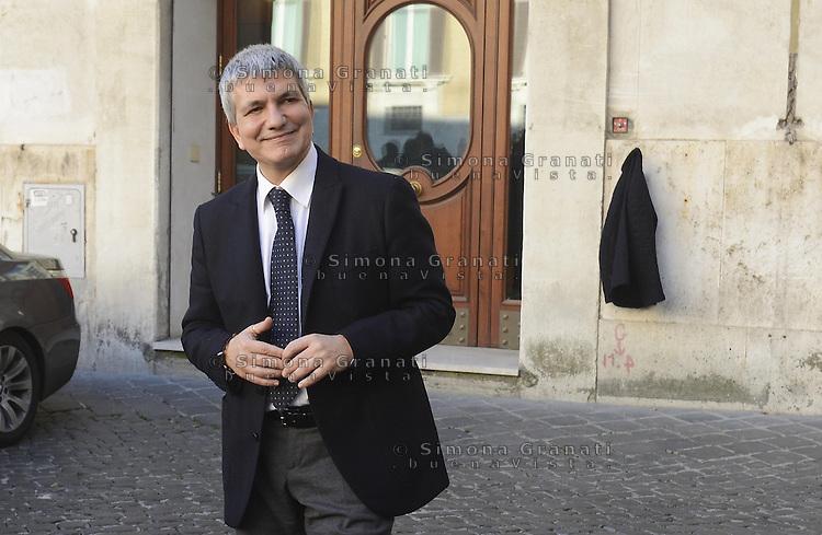 Roma, 7 Gennaio 2013.Sinistra ecologia e Libertà presenta i capilista per le elezioni politiche..