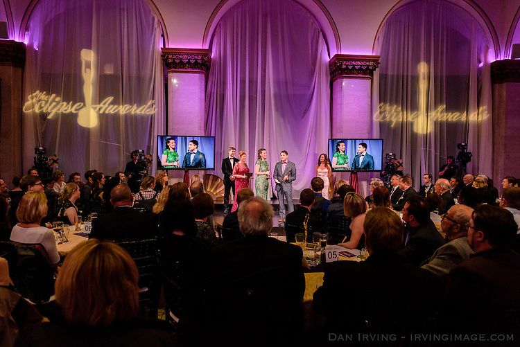 2016 Eclipse Awards in Grand Rapids
