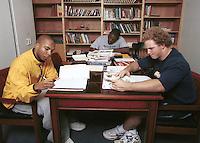 study students