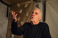 Milano circolo anarchico Ponte della Ghisolfa. Presentazione del libro:l'egemonia digitale. Renato Curcio fondatore delle Brigate Rosse.<br /> Milan anarchist circle Ponte Ghisolfa. Presentation of the book: digital hegemony.  Renato Curcio, founder of the Red Brigades.<br /> 12 Feb 2017