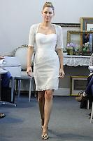 New York Bridal Fashion Week Fall 2013