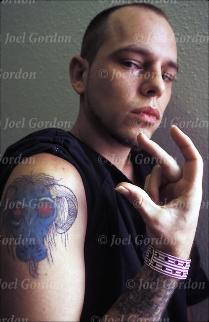 Folk gang tattoos gang gangster disciplein