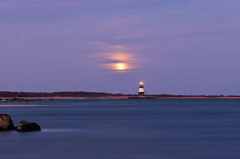 Orient Point &quot;Coffee Pot&quot; Lighthouse<br /> Orient Point, Long Island