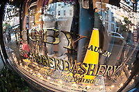 Ralph Lauren store on Bleecker Street in Greenwich Village in New York on Thursday, September 13, 2012. (© Richard B. Levine)