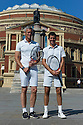 Tim Henman & Mark Foster, Royal Albert Hall