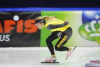 SCHAATSEN: HEERENVEEN: 24-10-2014, IJsstadion Thialf, Topsporttraining Team LottoNL - Jumbo, Annette Gerritsen, ©foto Martin de Jong
