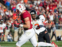 Stanford Football vs Oregon State, November 10, 2012