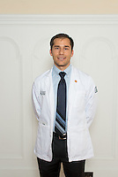 Pierre Galea. Class of 2017 White Coat Ceremony.