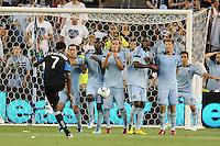 Sporting Kansas City vs San Jose Earthquakes June 17 2011