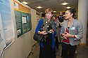 Public Health Poster Session. Class of 2015. Unknown, left Marissa Liu.