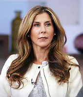 JAN 29 Monica Seles Visits Good Morning America