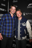 Brett Davern and brother<br />