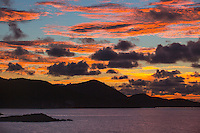 Sunrise from St. John<br />