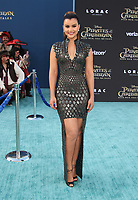 """HOLLYWOOD, CA - May 18: Clarissa Molina, At Premiere Of Disney's """"Pirates Of The Caribbean: Dead Men Tell No Tales"""" At Dolby Theatre In California on May 18, 2017. Credit: FS/MediaPunch"""