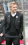 Sandhausen 19.04.2008, Thorsten Fink (Trainer FC Ingolstadt04) in der Regionalliga S&uuml;d 2007/08 SV Sandhausen 1916 - FC Ingolstadt 04<br /> <br /> Foto &copy; Rhein-Neckar-Picture *** Foto ist honorarpflichtig! *** Auf Anfrage in h&ouml;herer Qualit&auml;t/Aufl&ouml;sung. Belegexemplar erbeten.