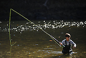 McNair Middle School Fly Fishing