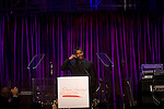 Denzel Washington attends the 1ST Annual Steve Harvey Foundation Gala honoring Academy Award Winner Denzel Washington, Harlem Children's Zone President & CEO Geoffrey Canada and State Farm Marketing Vice President Pam El , Cipriani Wall Street, NY