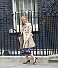Cabinet Meeting <br /> 10 Downing Street London, Great Britain <br /> 29th March 2017 <br /> <br /> departures following the final cabinet meeting before Article 50 is triggered in Parliament today.<br /> <br /> Justine Greening<br /> Secretary of State for Education<br /> <br /> <br /> Photograph by Elliott Franks <br /> Image licensed to Elliott Franks Photography Services