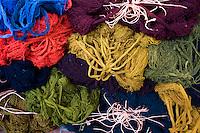 Hand made ecologically dyed textiles, Tultitlan del Valla, Oaxaca