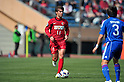 Fellype Gabriel (Antlers), APRIL 19, 2011 - Football : AFC Champions League 2011 Group H, between Kashima Antlers 1-1 Suwon Samsung Bluewings at National Stadium, Tokyo, Japan. The game started at 2pm on Tuesday afternoon in Tokyo as Kashima are unable to use their home stadium as a result of the earthquake and tsunami that hit the east coast of Japan on March 11th 2011 and due to the ongoing nuclear crisis in Fukushima which has reduced the electricity supply to the region meaning that floodlit night games cannot be justified. (Photo by Jun Tsukida/AFLO SPORT) [0003]